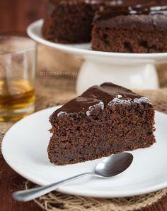 Dziś przepis na prawdziwe ciasto z charakterem ;) Whisky jako takie w naszym domu nie cieszy się jakimś szczególnym powodzeniem. Jakiś czas ...