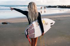 La foto de surf de billabong