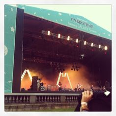 Arctic Monkeys gig 2013