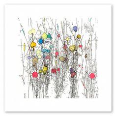 Flowers 24 Print