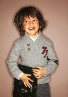 Vetement garcon, pantalon, manteau, chemise garçon, tablier d'école - Mode enfant Cyrillus