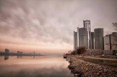 Detroit is the beautiful comeback city. Click to learn more about it. Photo by Tom Hughes Photo.