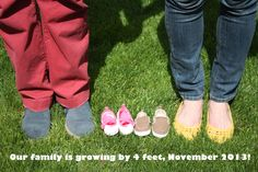 Our Twin Pregnancy Announcement :)