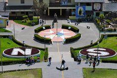 Equator Line at Mitad del Mundo Exhibit by el_ross_2000, via Flickr