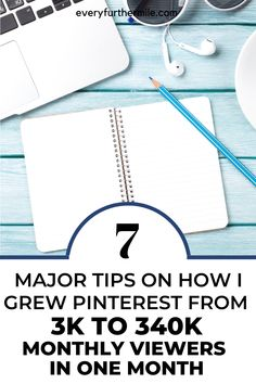 Need help with your Pinterest strategy? Follow these 7 Pinterest marketing strategies to drive more traffic and clicks to your blog posts. See how we grew our Pinterest from 3k to 340k monthly viewers in 1 month and see how we created our first viral Pin.#everyfurthermile #pinterestmarketing #pintereststrategy Make More Money, Extra Money, Teaching Overseas, Get More Followers, My Pinterest, One Month, Instagram Influencer, Pinterest For Business, Creating A Blog