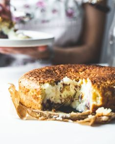 Ricotta, Bon Appetit, Bagel, Italian Recipes, Bread, Drink, Baking, Food, Food And Drinks
