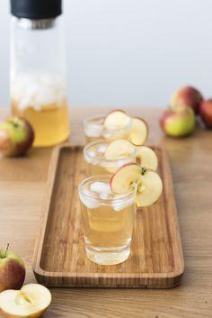 Apple Vinegar Elderflower Tea-4