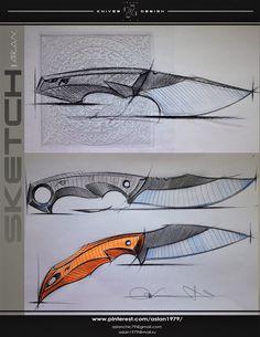 Survival camping tips Knife Shapes, Knife Drawing, Knife Template, Custom Forge, Knife Patterns, Diy Knife, Neck Knife, Weapon Concept Art, Survival Knife