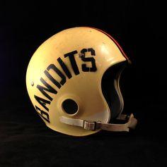 Vintage Football Helmet Little League by JaysTreasureShed on Etsy, $15.00