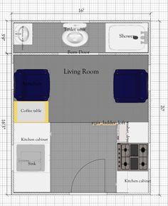 16Ft x 20Ft Tiny House (Ground Level).  In This Guide, You Will Learn The Following; 15x20 House Plans, 16x20 House Plans, 14x20 House Plans, Floor Plan For 16x20 House, 20x15 House, 20x20 House Plans With Loft, 20 By 20 House Plan, 15 X 20 Floor Plans, Etc.