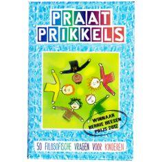 Praatprikkels : 50 filosofische vragen voor kinderen