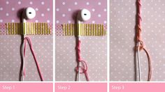 DIY : WRAPPED and TANGLE-FREE EARPHONES