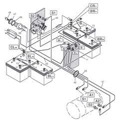 36v golf cart battery diagram online wiring diagram