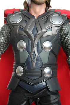 thor chest armor costume - Google Search
