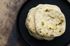 I just got back from New Mexico and want to eat Hatch chiles in everything, including these tortillas.