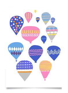 Lucie Sheridan Shop - Bristol Balloons