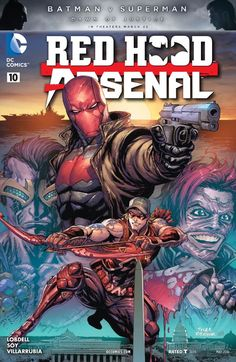 Jason Todd - Red Hood and Arsenal Comic Book Characters, Comic Book Heroes, Comic Character, Comic Books Art, Comic Art, Character Design, Batgirl, Nightwing, The Darkness