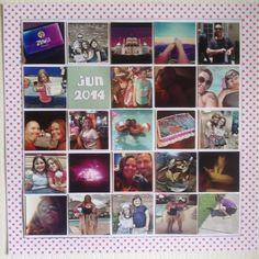 June 2014 Instagrams - Scrapbook.com