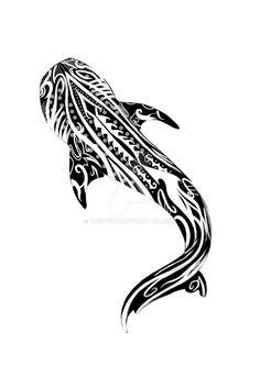Whale shark tattoo Alternative Version by masteryue on DeviantArt