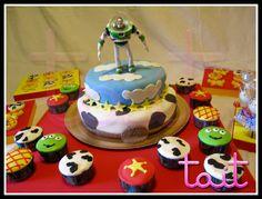 #Tortas #Cake #ToyStory #TaitEventos