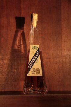Glenburgie 30 anos – raro decanter escoces de cristal de 1954