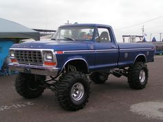 1979 Ford Truck Paint Codes | Anyone have Dark Blue Dents? - Ford Truck Enthusiasts Forums