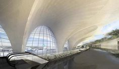 Most airports in the world Futuristic