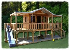Wood Work Kids Clubhouse Designs Pdf Plans