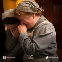 Follow us on Instagram for more photos from behind the scenes of Downton Abbey: http://bit.ly/DowntonAbbeyInstagram