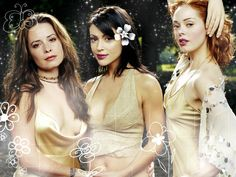 Charmed!! I absolutely loved this show and was how i was first introduced to Wicca and all things magickal!! Wish it would come back! x
