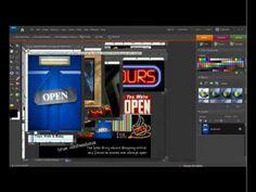 Designer Digitals - cycle through items