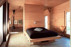 A pretty great use of plywood.