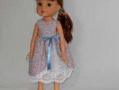 Designed for Heart for Heart doll clothes Rose by thesewingshed