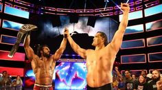 The Great Khali was reportedly brought back to WWE to help get Jinder Mahal  over more with the fans in India.