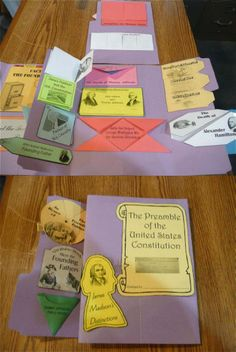 What is a Lapbook?    	  		A 3-D presentation of what the child learned during her study  	  		A collection of mini books and graphic organizers pulled together into a series of file folders  	  		A hands-on approach to learning, replacing worksheets or other monotonous learning tools  	  		A scrapbook  	  		A unit study  	  		A portfolio