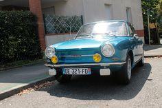 Simca 1000 coupé