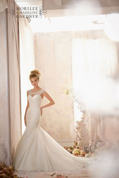 Mori Lee 2612 wedding dress • The latest Mori Lee bridal collection is full of gorgeous sparkly princess gowns