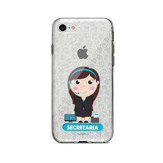 Case - El case de la secretaria, encuentra este producto en nuestra tienda online y personalízalo con un nombre o mensaje. Phone Cases, Secretary, Nun, Store, Messages, Phone Case