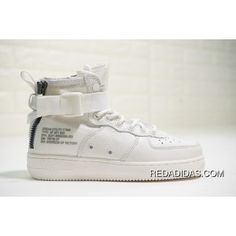 b35e162f55b Nike SF Air Force 1 Mid AA6655-100 Ivory Skateboard Shoes Best