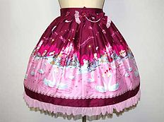 #Metamorphose #skirt LOVE THE COLOURS! not the print. #nofit