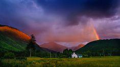 Color of the sky by mischasaes #ErnstStrasser #Schottland #Scotland