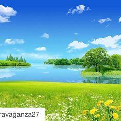 #beautiful #beauty #beautifuldestinations #beautifulnature #blue #sky #skyporn #skylovers #green #water #watercolor #naturelovers #natureart #nature #natural #flowers by haruyuki_fujita