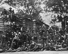 american cilil wR   American Civil War Soldiers