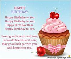 Happy Birthday to You, Happy Birthday to You!  ♫ ♪ ♫ ♫ ♪ ♫  ♪ ♪ ♫ ♪ ♫ ♪ ♫ ♪ ♫ ♪ ♪ ♫