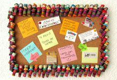 Muñecas quitapenas en corcho www.mexicoacolores.com