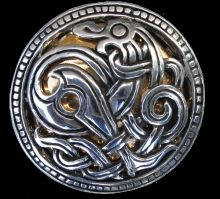 B132 Hedeby brooch Just stunning.