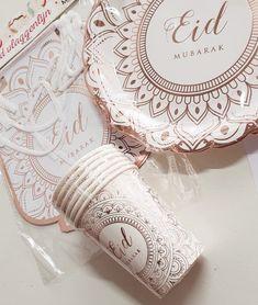 Eid Adha Mubarak, Eid Party, Eid Greetings, Ramadan Decorations, Desert Rose, Cupcake Toppers, Captions, Place Card Holders, Tableware