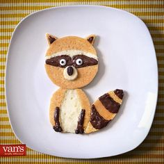 Breakfast for kids Cute Snacks, Lunch Snacks, Cute Food, Yummy Food, Food Art For Kids, Cooking With Kids, Toddler Meals, Kids Meals, Deco Fruit