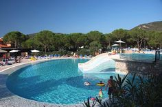 Camping Ville degli Ulivi (Livorno) Toscana - http://www.topcampings.it/it/camping/719/Camping-Ville_degli_Ulivi.html