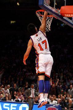 Jeremy Lin------New York Knicks  Position: Point guard  Age: 23